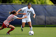 FIU Women's Soccer vs WKU (Sept 30 2012)