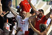 DESCRIZIONE : Campionato 2013/14 Finale GARA 4 Montepaschi Mens Sana Siena - Olimpia EA7 Emporio Armani Milano<br /> GIOCATORE : Ultras Milano<br /> CATEGORIA : Pubblico Tifosi Ultras<br /> SQUADRA : Olimpia EA7 Emporio Armani Milano<br /> EVENTO : LegaBasket Serie A Beko Playoff 2013/2014<br /> GARA : Montepaschi Mens Sana Siena - Olimpia EA7 Emporio Armani Milano<br /> DATA : 21/06/2014<br /> SPORT : Pallacanestro <br /> AUTORE : Agenzia Ciamillo-Castoria / Luigi Canu<br /> Galleria : LegaBasket Serie A Beko Playoff 2013/2014<br /> Fotonotizia : DESCRIZIONE : Campionato 2013/14 Finale GARA 4 Montepaschi Mens Sana Siena - Olimpia EA7 Emporio Armani Milano<br /> Predefinita :
