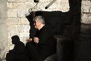 Anziana, Orsara di Puglia 3 Maggio 2014.  Christian Mantuano / OneShot