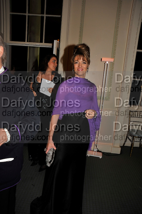 PETRONELLA WYATT,  Nicky Haslam party for Janet de Bottona nd to celebrate 25 years of his Design Company.  Parkstead House. Roehampton. London. 16 October 2008.  *** Local Caption *** -DO NOT ARCHIVE-© Copyright Photograph by Dafydd Jones. 248 Clapham Rd. London SW9 0PZ. Tel 0207 820 0771. www.dafjones.com.