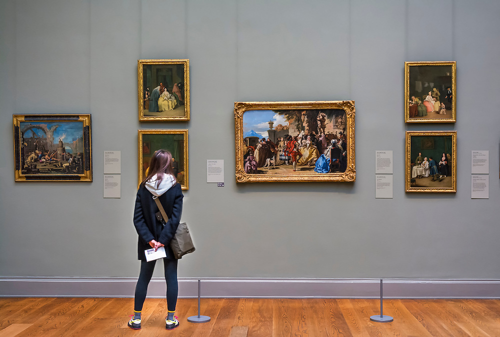 Expose Yourself to Art, The Metropolitan Museum of Art, New York, NY.