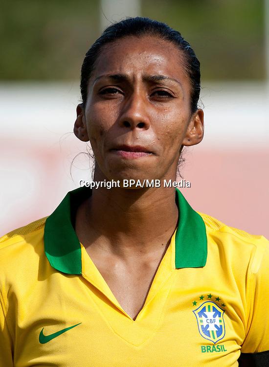 Fifa Woman's Tournament - Olympic Games Rio 2016 -  <br /> Brazil National Team - <br /> Bruna Beatriz Benites Soares