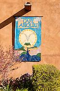 Cafe Abiquiu, Abiquiu Inn, Abiquiu, New Mexico
