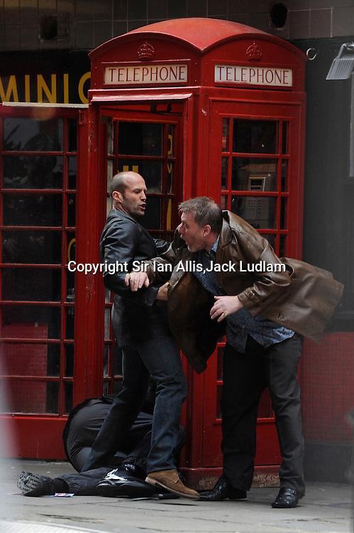 Jason Statham Redemption Film set http://www.youtube.com/watch?v=82XwtyTU_1k