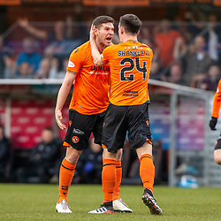 Dundee United 1 v 1 Partick Thistle, Scottish Championship game played 7/3/2020
