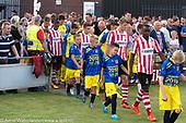 Oefenwedstrijd SC Cambuur - Sparta