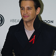 Olympia London,UK, 2nd Dec 2017. Ollie Locke from Made in Chelsea attends the BeautyCon London.