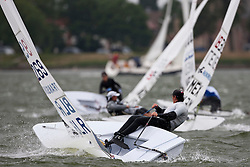 Medal races, May 29th, Delta Lloyd Regatta in Medemblik, The Netherlands (26/30 May 2011).