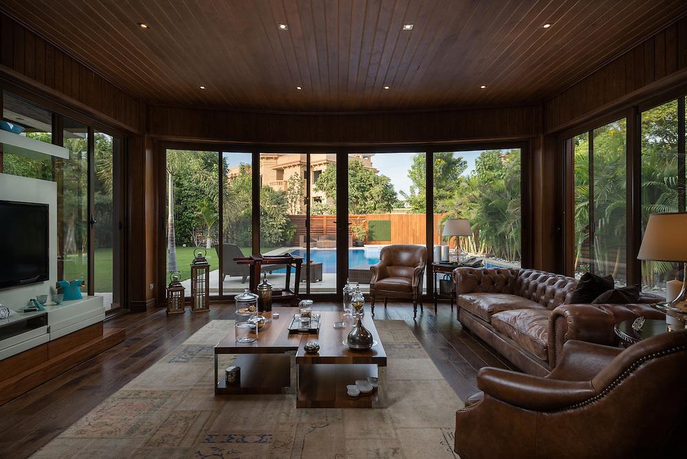 Katameya Heights Villa | Client: Tasmeem