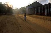 Morning at Nallur temple, Jaffna.