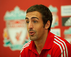 110818 Liverpool sign Jose Enrique