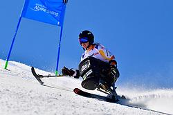 van BERGEN Barbara, LW11, NED, Giant Slalom at the WPAS_2019 Alpine Skiing World Cup, La Molina, Spain