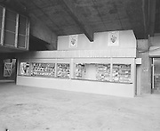 The shop under the Hogan stand in Croke Park taken on the 21st December 1974.