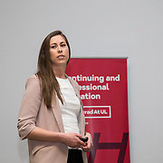 19.05.2017      <br /> Pictured at The Journey to Enterprise Excellence 1 Conference, Kemmy Business School, University of Limerick was Rosaleen Mylotte, UL. Picture: Alan Place.