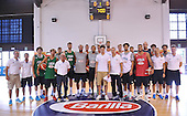 20150723 Andrea Cassara' in visita all'allenamento