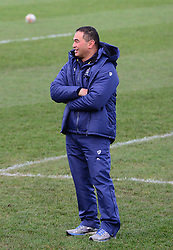 Bristol Rugby Head Coach Pat Lam - Mandatory by-line: Dougie Allward/JMP - 30/12/2017 - RUGBY - The Athletic Ground - Richmond, England - Richmond v Bristol Rugby - Greene King IPA Championship