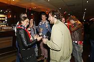 WILLEM II BUSINESS RUIMTES<br /> Sfeer Willem II stadion horeca horeca sponsoren businessruimte diner sfeer borrel tribune