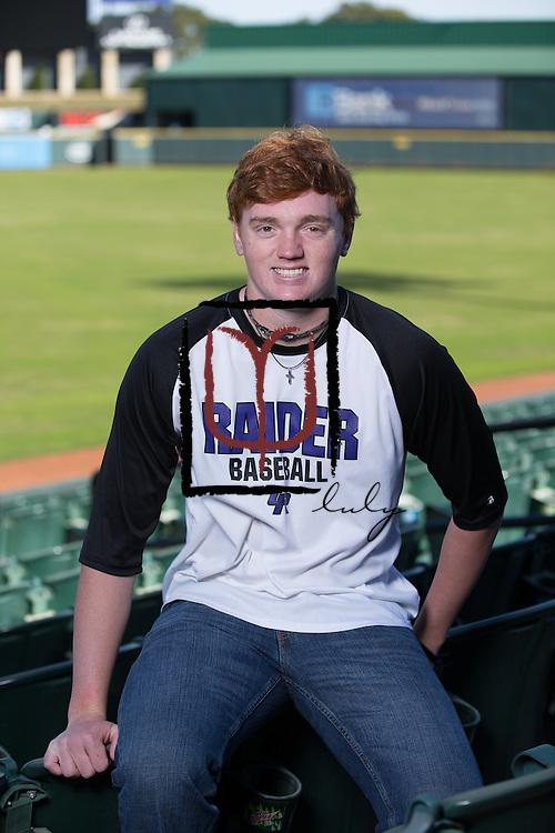 Tony Oslovar, baseball, Cedar Ridge High School.  (LOURDES M SHOAF for Round Rock Leader - lulyphoto.com)