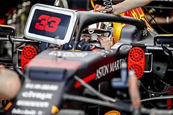 September 20, 2019, Singapore, Singapore: Motorsports: FIA Formula One World Championship 2019, Grand Prix of Singapore, ..#33 Max Verstappen (NLD, Aston Martin Red Bull Racing) (Credit Image: © Hoch Zwei via ZUMA Wire)