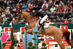 Tops-Alexander, Edwina (AUS) Florette van het Lambroeck<br /> Leipzig - Partner Pferd 2017<br /> © Stefan Lafrentz