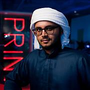 Rami Farook, Founder of Traffic Gallery, Dubai