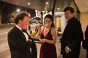 THOMAS EMMET; MOLLY JOHNSON-JONES; ALISTAIR DALLAHER, THE 35TH WHITE KNIGHTS BALLIN AID OF THE ORDER OF MALTA VOLUNTEERS' WORK WITH ADULTS AND CHILDREN WITH DISABILITIES AND ILLNESS. The Great Room, Grosvenor House Hotel, Park Lane W1. 11 January 2014