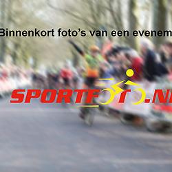 12-03-2017: Wielrennen: Dwingeloose Acht: Dwingeloo<br /> DWINGELOO (NED) wielrennen  <br /> Chloe Hosking heeft de Drentse 8 gewonnen, de openingswedstrijd van de Centric Topcompetitie. De renster van Ale Cipollini bleef de Belgische Lotte Kopecky (Tweede) en Amalie Dideriksen (derde) voor in de sprint.