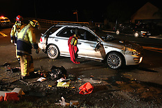 Auckland-One dead and two injured after crash in Simpson Road, Ranui