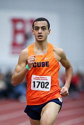 Aouani Syracuse, 3000<br /> BU Terrier Indoor track meet