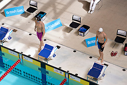 SMAGIN Stepan, PANKOV Kirill RUS, UZB at 2015 IPC Swimming World Championships -  Men's 100m Freestyle S13