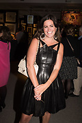 KAREN HOBBS, `preview evening  in support of The Eve Appeal, a charity dedicated to protecting women from gynaecological cancers. Bonhams Knightsbridge, Montpelier St. London. 29 April 2019