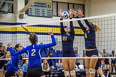 Volleyball vs Illinois College