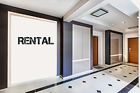 Photo of rental apartment business interior