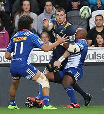 Dunedin-Super Rugby, Highlanders v Stormers