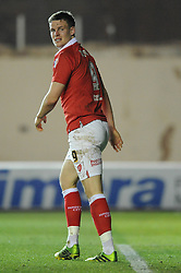 Bristol City's Matt Smith - Photo mandatory by-line: Dougie Allward/JMP - Mobile: 07966 386802 - 10/02/2015 - SPORT - Football - Bristol - Ashton Gate - Bristol City v Port Vale - Sky Bet League One