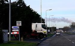 IRELAND LIMERICK 9FEB09 - Raheen Industrial Park and seat of Dell Computers in Limerick, western Ireland...jre/Photo by Jiri Rezac..© Jiri Rezac 2009