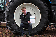 Repro Free: 23/09/2014<br /> Report&rsquo;s author, economist and broadcaster, David McWilliams is pictured at the National Ploughing Championships launching the first DoneDeal &lsquo;Tomorrow's Ireland&rsquo; Report, shining a particular light on the world of Irish Farming through the lens of DoneDeal&rsquo;s farming data. <br /> <br /> With over 21,200 unique farming adverts currently placed on DoneDeal and with goods to the value of &euro;20 million for sale in the farming section alone, farmers are buying and selling online like never before. Picture Andres Poveda