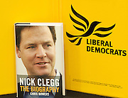 Liberal Democrats<br /> Autumn Conference 2011 <br /> at the ICC, Birmingham, Great Britain <br /> <br /> 17th to 21st September 2011 <br /> <br /> Rt Hon Nick Clegg MP<br /> Leader of the Liberal Democrats<br /> Deputy Prime Minister<br /> The Biography by Chris Bowers<br /> <br /> Photograph by Elliott Franks