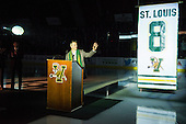 Martin St. Louis Night - Dartmouth vs. Vermont Men's Hockey 01/08/16