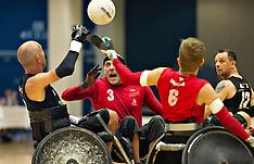 20140804 Danmark - Belgien IWRF Wheelchair Rugby World Championship