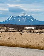 Herdubreid Northeast-Iceland