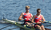Sarasota. Florida USA. SUI M2X. Bow. Barnabe DELARZE and Roman<br />