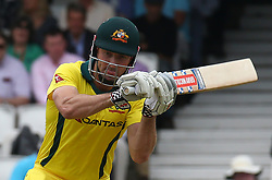 June 13, 2018 - London, England, United Kingdom - Shaun Marsh of Australia.during One Day International Series match between England and Australia at Kia Oval Ground, London, England on 13 June 2018. (Credit Image: © Kieran Galvin/NurPhoto via ZUMA Press)
