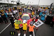 Felix ROSENQVIST, Scuderia Corsa, Ferrari 488 GT3<br /> 64th Macau Grand Prix. 15-19.11.2017.<br /> SJM Macau GT Cup - FIA GT World Cup<br /> Macau Copyright Free Image for editorial use only