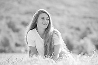 Cassidy Bartlett senior photo session.  ©2015 Karen Bobotas Photographer