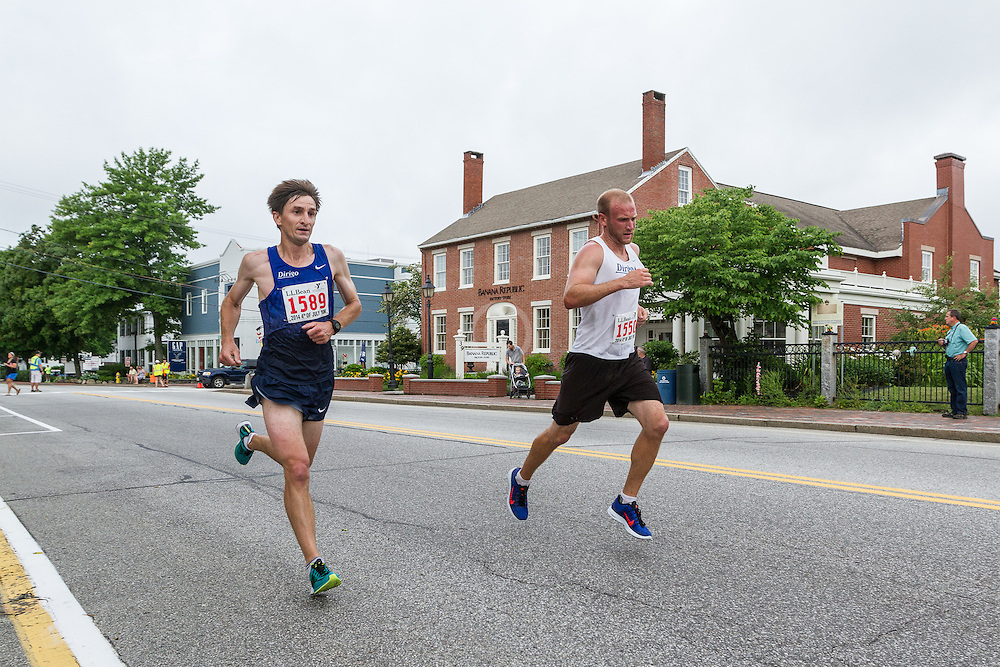 LL Bean Fourth of July 10K road race: Spaulding, Zolla