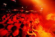 © Naki Kouyioumtzis/ PYMCA<br />Gig crowd @ Mean Fiddler, London