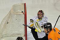 Ishockey<br /> 28.12.2012<br /> Eliteserien Get-Ligaen<br /> Frisk Asker v Stavanger<br /> Foto: Ole Walter Sundlo , Digitalsport18.01.2012<br /> Eliteserien Get-Ligaen<br /> Stavanger nr 30 Ruben Smith,målvakt