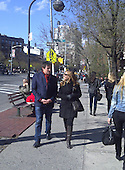 Gabriel Byrne w friend 04/17/2011