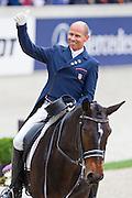 Steffen Peters - Ravel<br /> World Equestrian Festival CHIO Aachen 2011<br /> © DigiShots